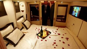 Thumbnail for What It's Like To Fly In A Private First Class Suite On Singapore Airlines - Where A Round Trip Ticket Could Cost $20,000+