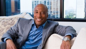 Thumbnail for Forget Tyler Perry And Oprah. Byron Allen Is The Most Successful Black Person In Hollywood… And You've Probably Never Heard His Name.