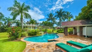 Thumbnail for Calling All Lakers' Fans! Kareem Abdul Jabbar's $5.9 Million Custom-Built Hawaiian Mansion is On Sale!
