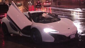 Thumbnail for Deadmau5 Is Moonlighting As A Toronto Uber Driver... In His $300k McLaren 650S