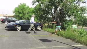 Thumbnail for Putting Fake Poop On A Lamborghini Prank Goes Horribly Wrong