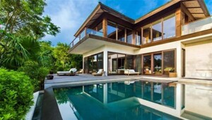 Thumbnail for Fashion Mogul Donna Karan Lists Stunning Caribbean Beachfront Estate For $40 Million