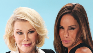 Thumbnail for Melissa Rivers Just Inherited $100+ Million From Her Mother's Estate