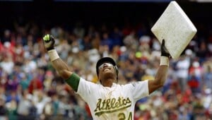 Thumbnail for The Time Ricky Henderson Framed A $1 Million Check... Instead Of Cashing It.
