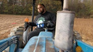 Thumbnail for This Former Pro Football Player Walked Away From $37 Million To Become... A Farmer??!!
