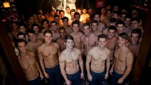 Thumbnail for Abercrombie & Fitch Finally Dumps Creepy CEO Mike Jeffries - Don't Let The Shirtless Male Models Hit You On The Way Out!