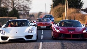Thumbnail for This Guy Might Have The Most Envied Car Collection In The World–And It's Only Three Cars!