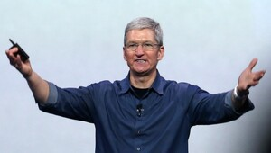 Thumbnail for Apple CEO Tim Cook Planning To Donate His Entire Fortune To Charity