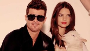 "Thumbnail for Lawsuit Reveals Exactly How Much Money Robin Thicke And Pharrell Earned Off ""Blurred Lines"""