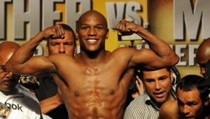Thumbnail for Floyd Mayweather Might Make $180 Million Fighting Manny Pacquiao