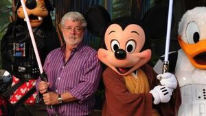 Thumbnail for George Lucas Plans On Donating His Entire $5 Billion Star Wars Fortune To Charity