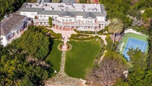Thumbnail for Max Azria Designer Lists Holmby Hills Mansion For $85 Million
