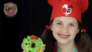 Thumbnail for This 8-Year-Old Makes $127,000 Per Month By Posting Cooking Videos On YouTube