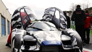 Thumbnail for Not Satisfied With A Normal Ferrari? Check Out This $2.5 Million Customized Glickenhaus SCG003