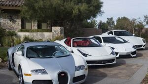 Thumbnail for Comparing Car Collections: Jay-Z vs. Kanye West