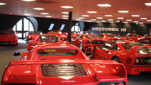 Thumbnail for Pink Floyd Drummer Nick Mason's Awesome Car Collection