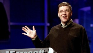 Thumbnail for Back In 1999 Bill Gates Made A Bunch Of Predictions About The Future. How'd He Do???