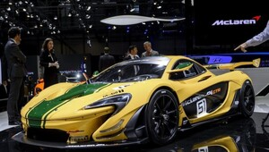 Thumbnail for The $3 Million McLaren P1 GTR Literally Comes With Its Own Pit Crew