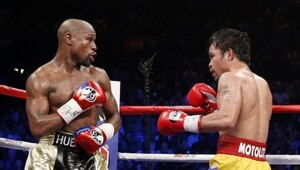 Thumbnail for Floyd Mayweather's Net Worth Soars To $380 Million. Pacquiao's Net Worth Tops $175 Million.