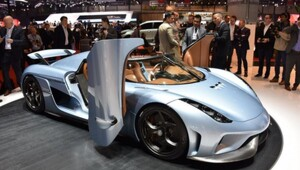 Thumbnail for The 2016 Koenigsegg Regera – $1.9 Million Will Buy You The Fastest Car In The World
