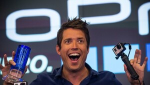 Thumbnail for GoPro CEO Nick Woodman Keeps $229 Million Promise To College Roommate