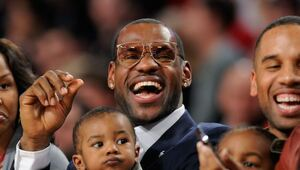 Thumbnail for At His Current Pace, LeBron James Will Be A Billionaire By The Year…