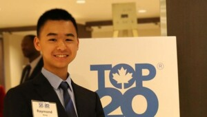 Thumbnail for Teenager Wins $75K For Invention That Stops Germs From Spreading On Airplanes