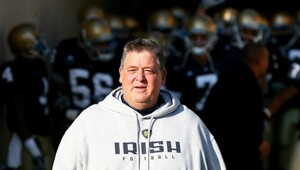 Thumbnail for Imagine Getting Paid $25 Million To NOT Show Up For Work. The Story Of Charlie Weis And Notre Dame…