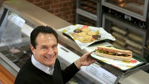 Thumbnail for How Fred DeLuca Turned A $1,000 Loan Into A $2.6 Billion Subway Sandwich Fortune (And Why The Company Is Struggling Today)