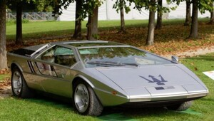 Thumbnail for One Of A Kind Maserati Could Sell For $4 Million