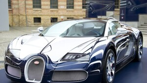 Thumbnail for A Truly Unique Pair Of Bugatti Veyrons Will Soon Be For Sale, But You're Gonna Need Deep Pockets!