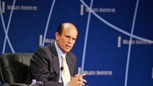 Thumbnail for In 1987, Junk Bond King Michael Milken Earned $550 Million. Two Years Later He Was In Jail. This Is His Crazy Life Story…