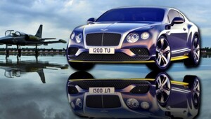 Thumbnail for This Extremely Rare Bentley Was Inspired By A Jet