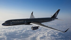 Thumbnail for Fly The Friendly And Luxurious Skies Around The World In The Four Seasons' New Private Jet