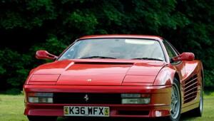 Thumbnail for Amazing Car Of The Day: The Ferrari Testarossa
