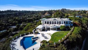 Thumbnail for Mind-Boggling Beverly Hills Estate Hits The Market For $135 Million
