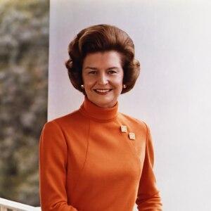 Betty Ford Net Worth