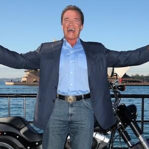 Arnold Schwarzenegger Net Worth