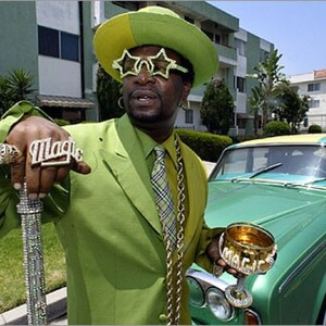 "Don ""Magic"" Juan"