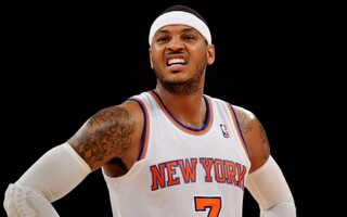 Carmelo Anthony's Contract Is Going To Keep The Knicks From Winning A Championship