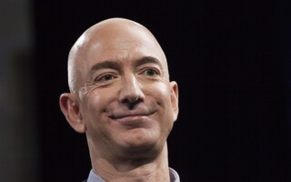 Amazon Founder Jeff Bezos Sees His Net Worth Jump $8 Billion In Less Than 1 Hour…