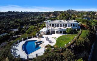 Mind-Boggling Beverly Hills Estate Hits The Market For $135 Million