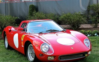 $390 Million Worth Of Deals Were Just Transacted At Monterey Car Week