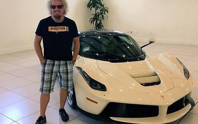 This Week In Celebrity Car News (August 26 – September 2)