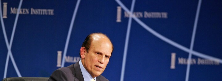 In 1987, Junk Bond King Michael Milken Earned $550 Million. Two Years Later He Was In Jail. This Is His Crazy Life Story...
