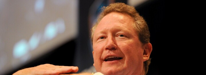 If His Extreme Bad Luck Continues, Australian Billionaire Andrew Forrest Will Be A FORMER Billionaire Very Soon