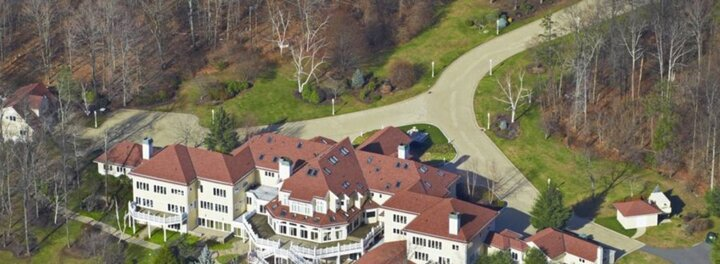 50 Cent Agrees To Re-List Connecticut Mansion As Part Of Bankruptcy Filing