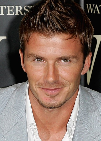 How much money does David Beckham have?