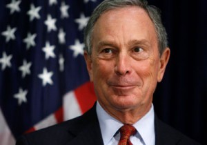 How much money does Michael Bloomberg have?