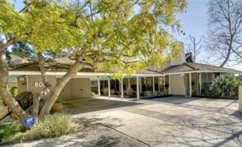 Jonah Hill's Hollywood Hills Home on Mulholland Drive